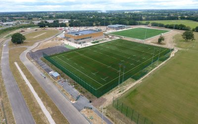 Colchester's Northern Gateway Sports Park opening has been postponed amongst Covid-19 uncertainty