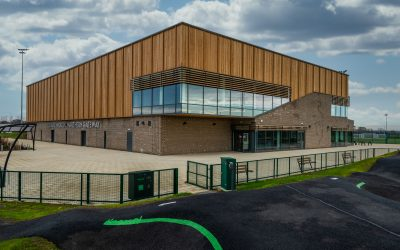 Colchester's Northern Gateway Sports Park Physio Suite – To Let
