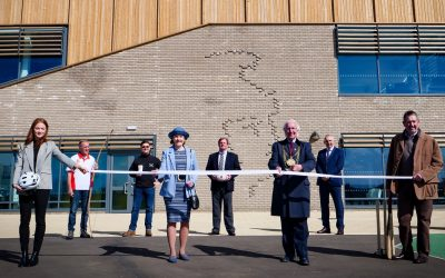 Colchester's Northern Gateway Sports Park opens