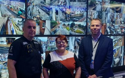 Colchester's new digital CCTV system lauded by community safety partners