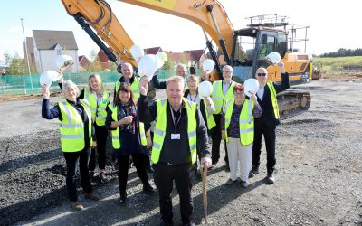 Work starts on new Stanway Community Centre